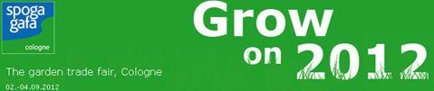 Hội chợ sân vườn, thiết bị dụng cụ vườn, Spoga+gafa2012