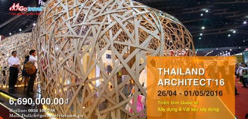 Hội chợ xây dựng tại Thái Lan